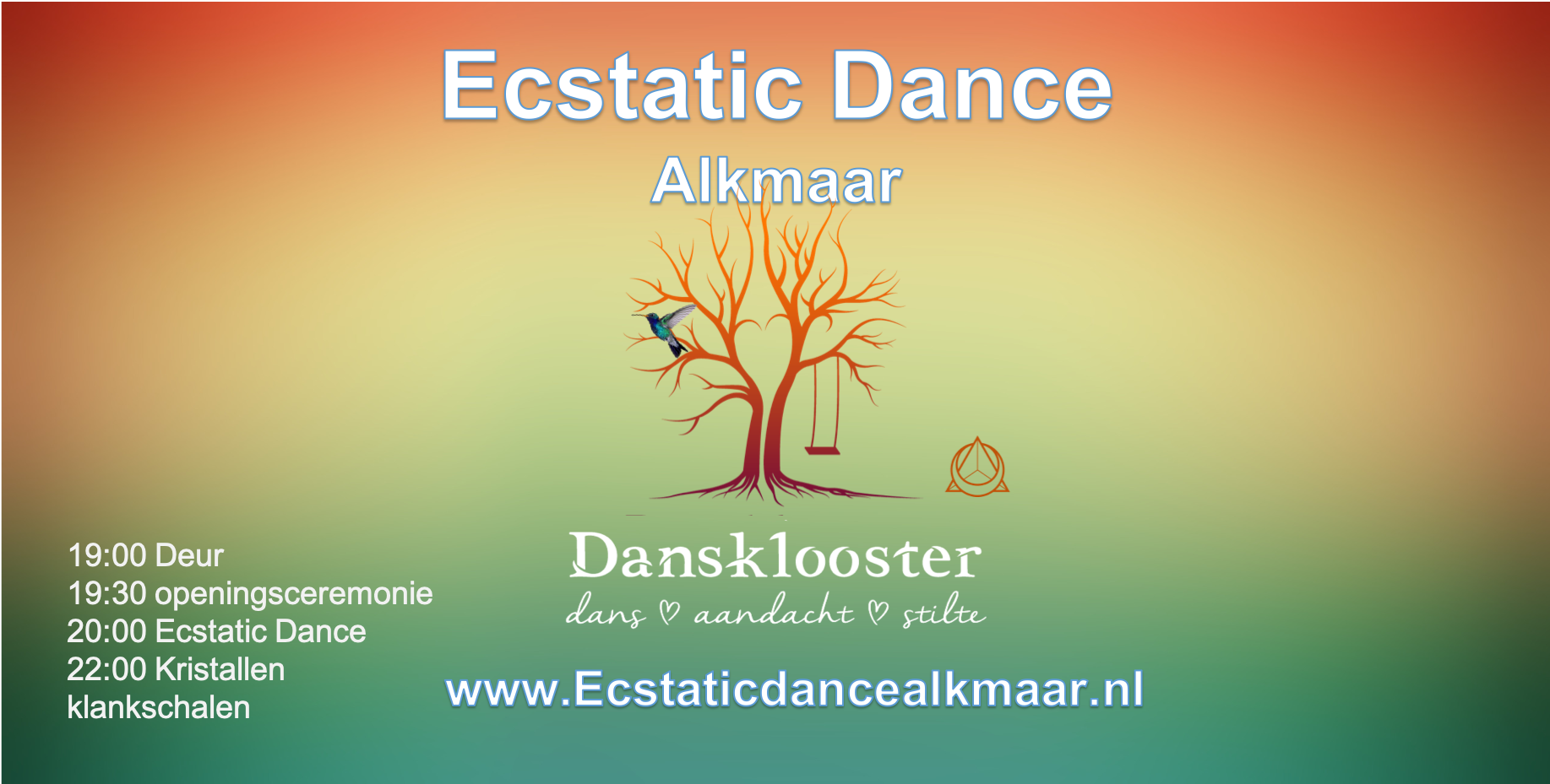 Ecstatic Dance Alkmaar by Dansklooster
